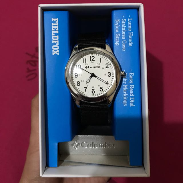 Columbia Fieldfox Watch