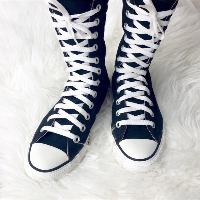 Converse All Star Black High Cut