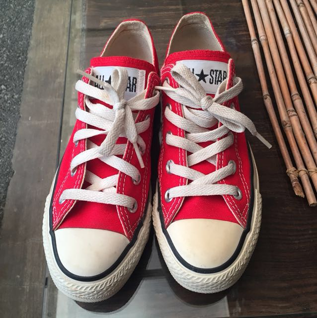 CONVERSE CHUCK TAYLOR - RED