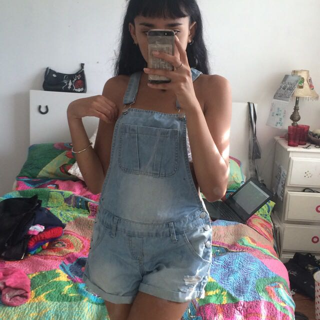 COTTON ON OVERALLS