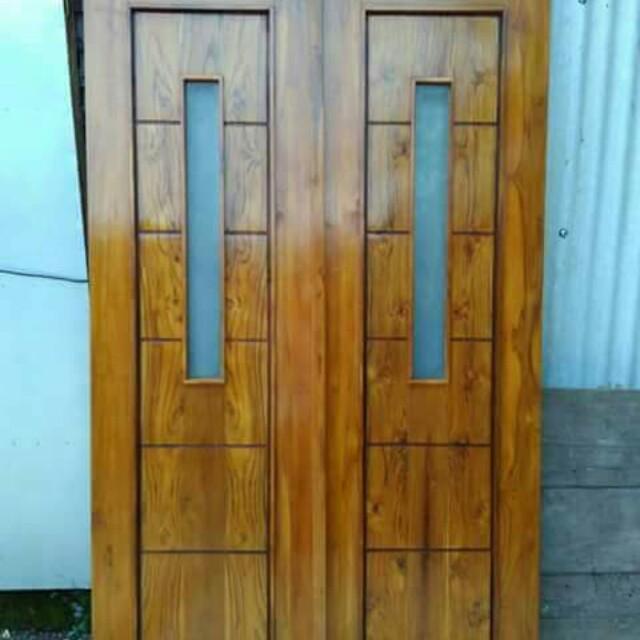 Daun Pintu Minimalis Perabotan Rumah Di Carousell