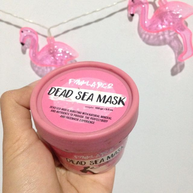 DEAD SEA MASK BY PINKLAB.CO
