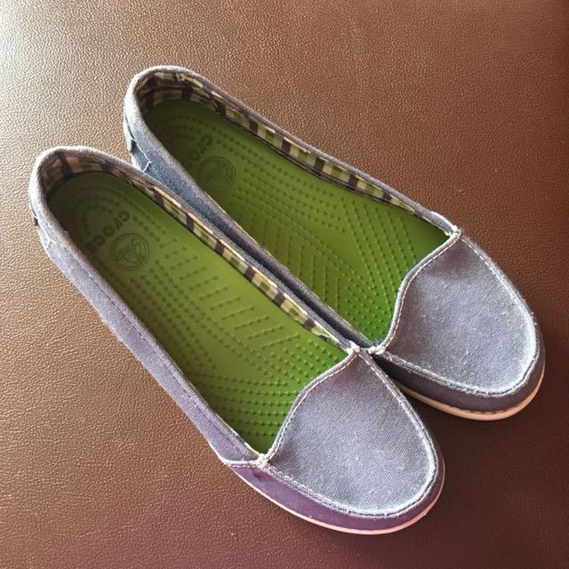 Denim Flat Shoes