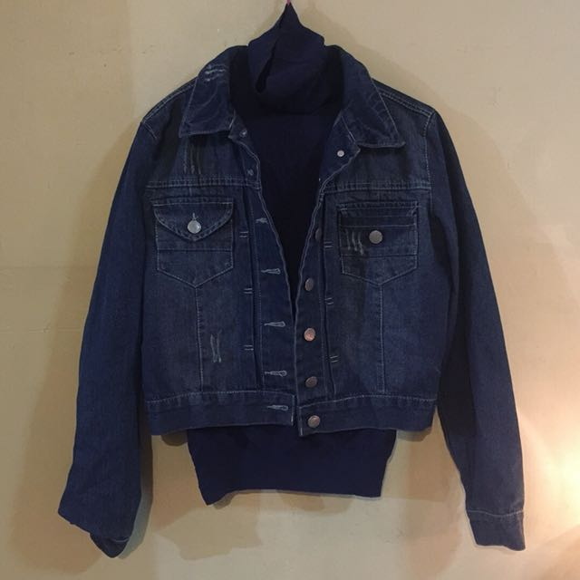 Denim jacket (normal fit)