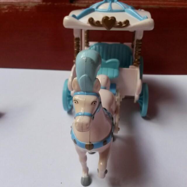 Disney Cinderella Polly Pocket Carriage