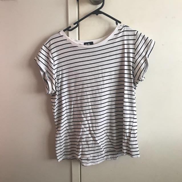 Dotti Medium striped top