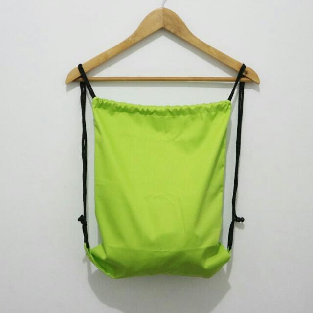 Drawstring Bag Polos