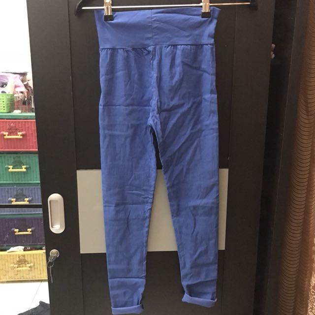 ELECTRIC BLUE JEGGING