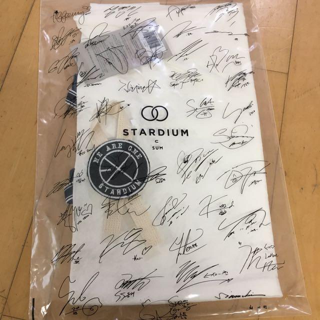 EXO We Are One Tote Bag (Stardium - SUM Market)