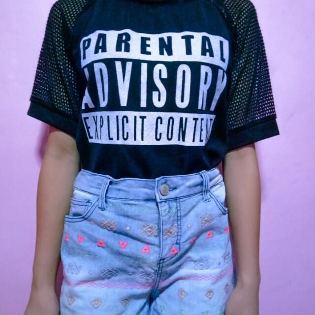 Explicit Content when worn