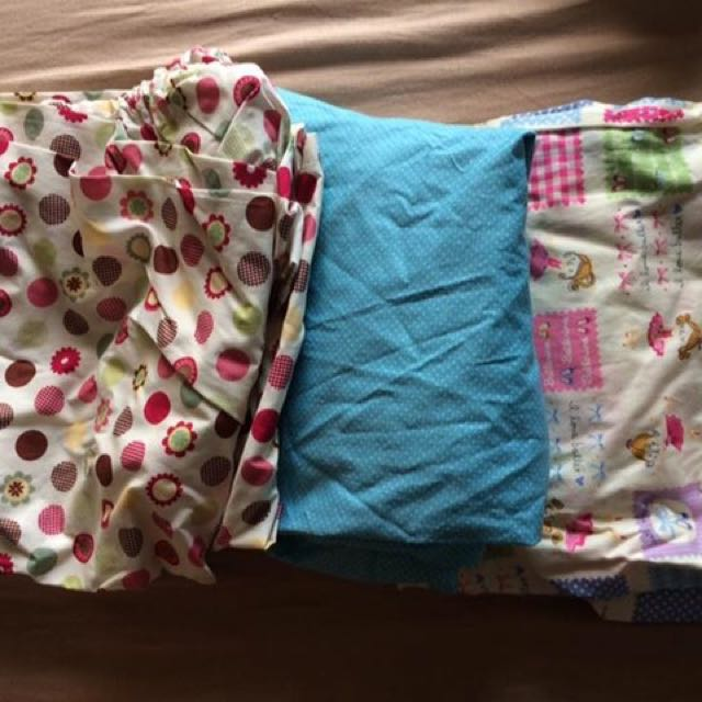 Fitted Crib Sheet Set