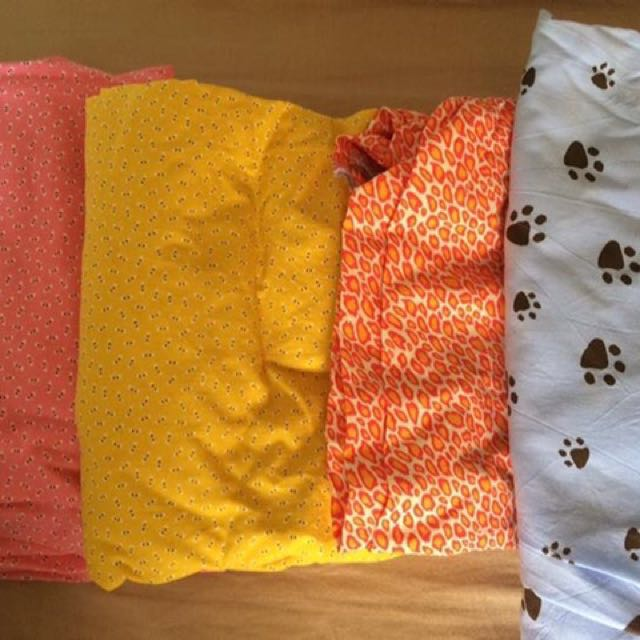 Fitted Crib Sheet Sets