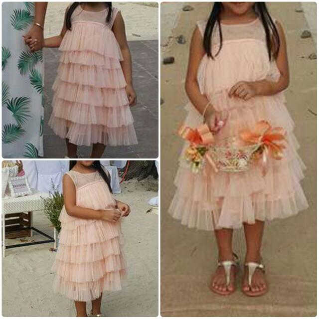 Flower Girl Dress 6Y