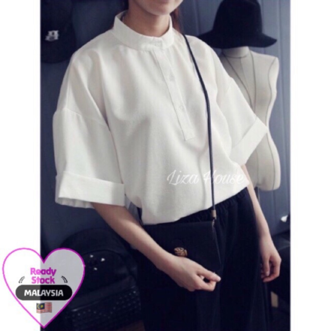 [FREE POS] Korean Blouse