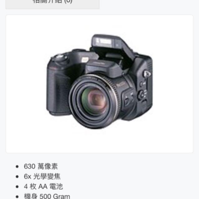 Fuji二手數位相機 s7000
