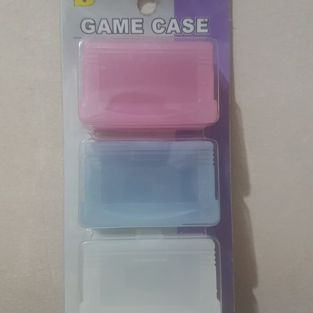 GBA SP Game Case SALE