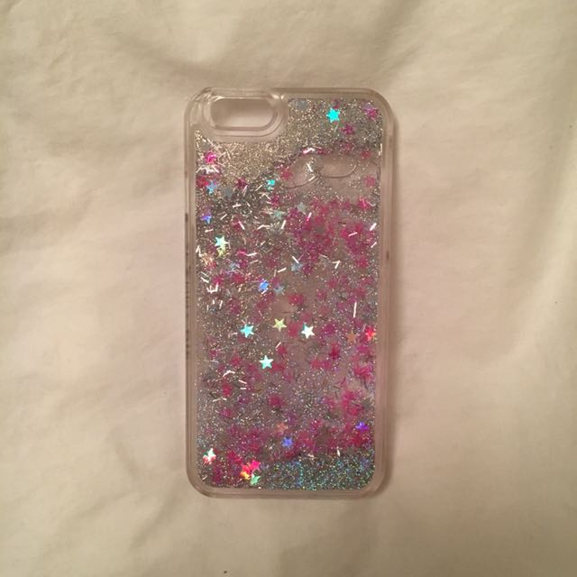 GLITTER PHONE CASE FOR IPHONE 6s/6