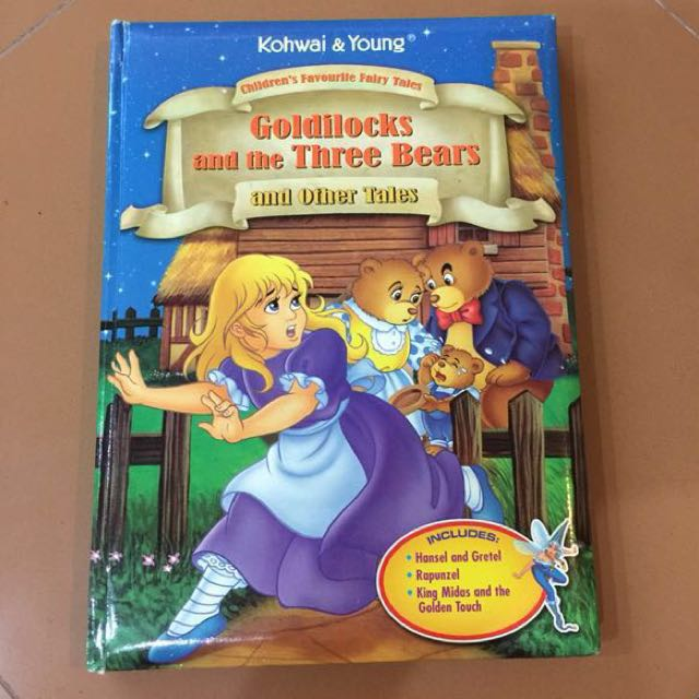Goldilocks And The Three Bears And Other Tales Give Away Books