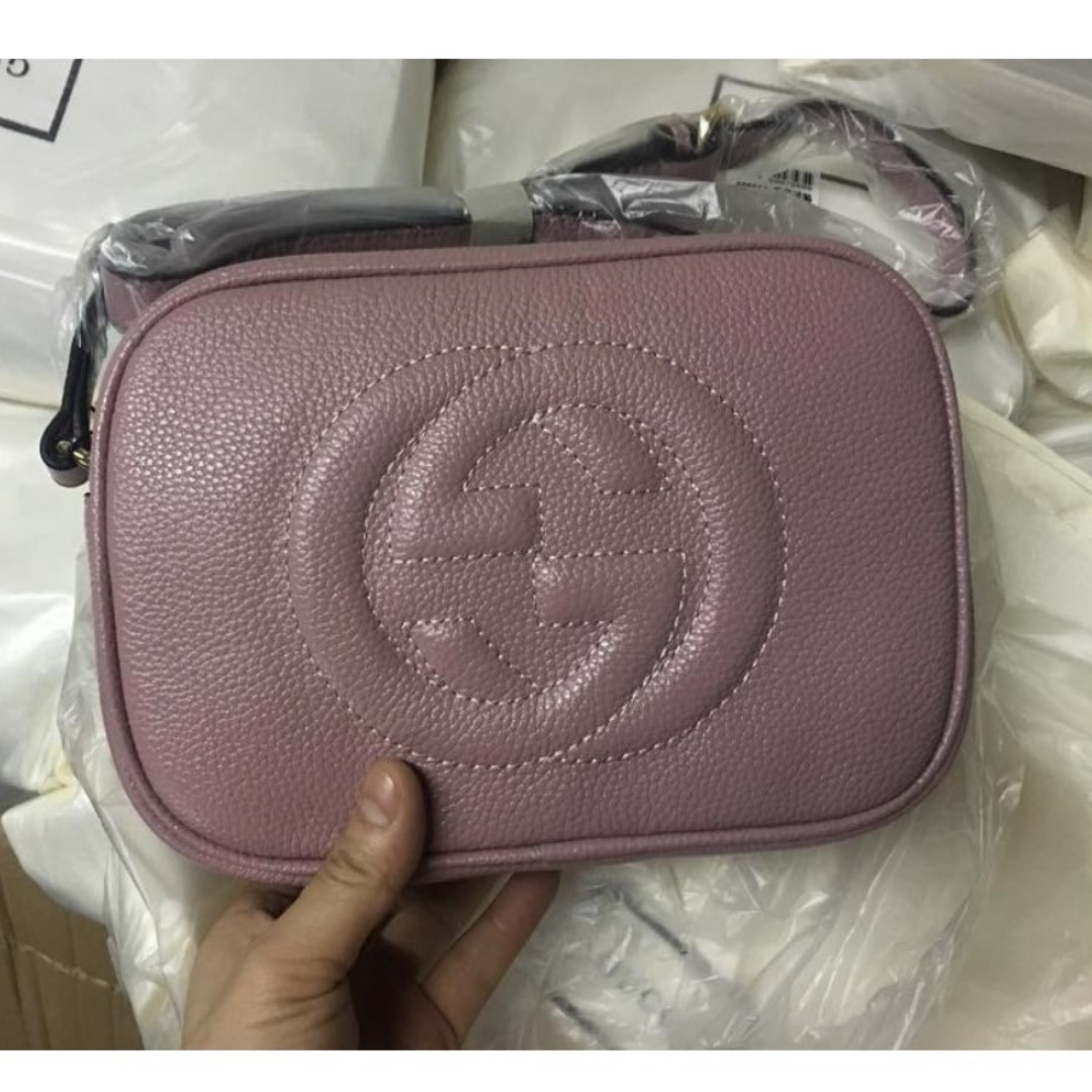 263ea11a22d Gucci Soho Sling Bag (HIGH QUALITY) (SALE) on Carousell