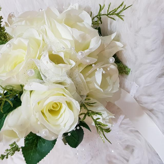 hand bouquet for wedding