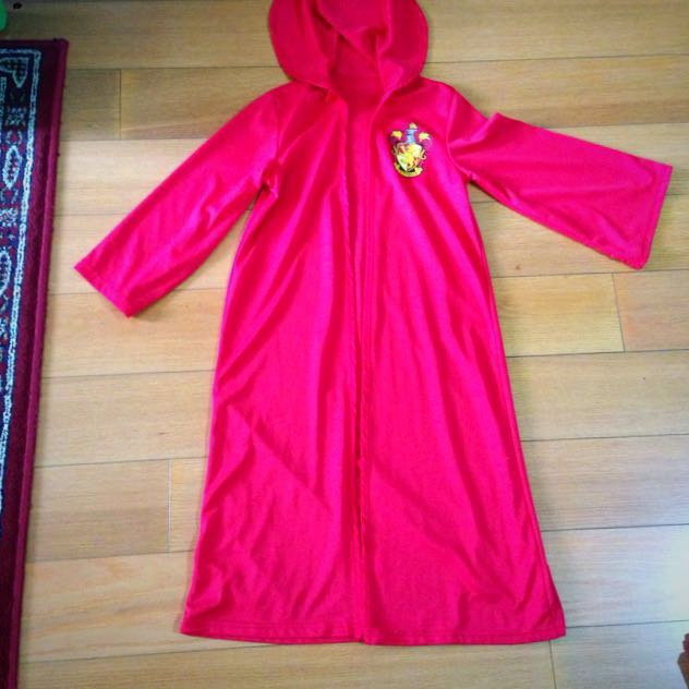 Harry Potter Gryffindor cloak