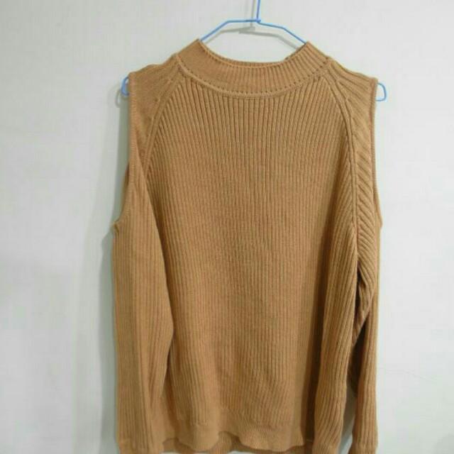 H&M長袖針織上衣