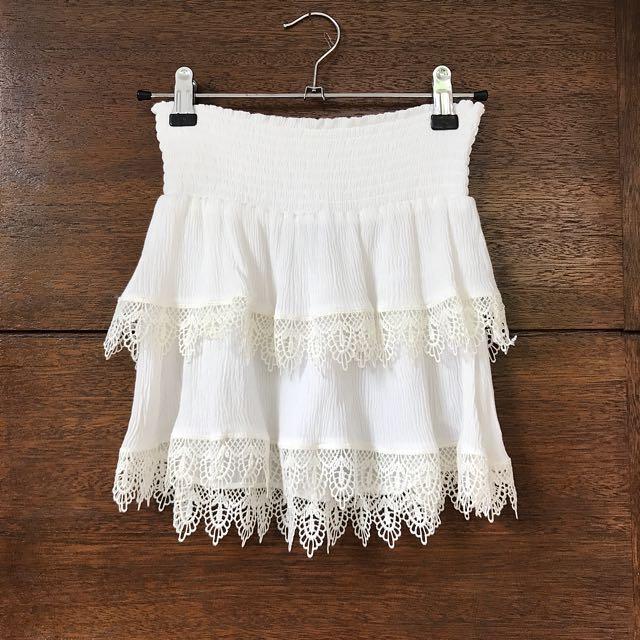 H&M Boho Chic Skirt