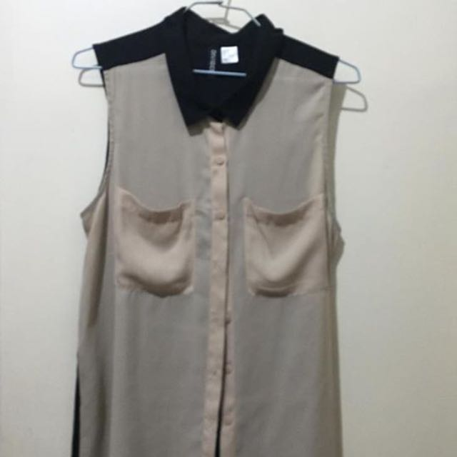 H&M Divided Long Top