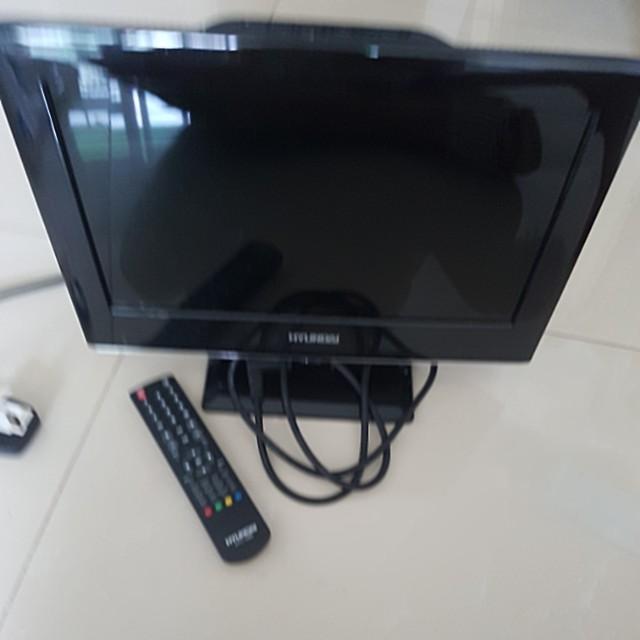 Hyundai TV led 10 inch