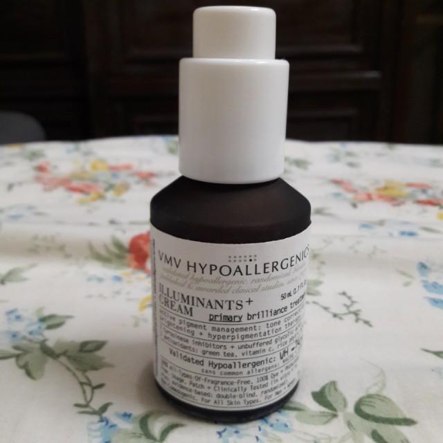 Illuminants + Cream Primary Brilliance Treatment