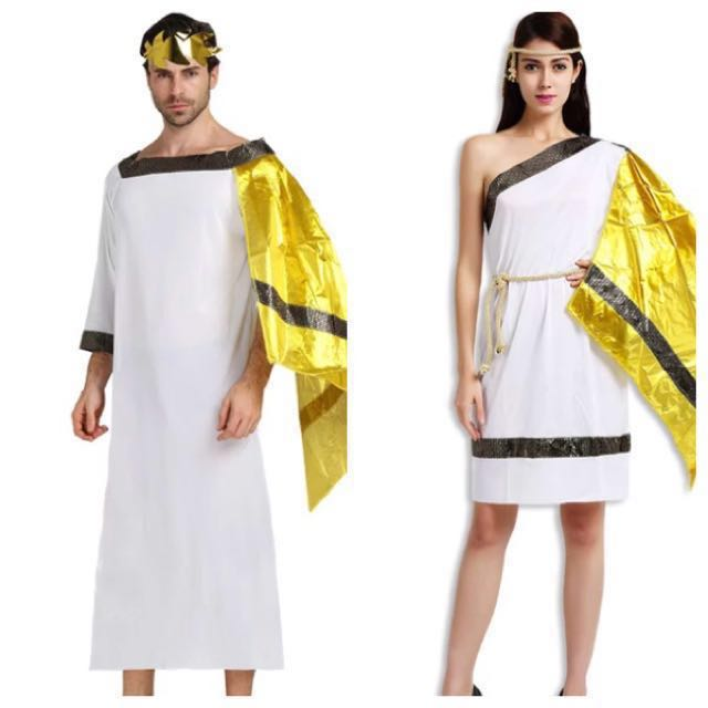 photo photo photo  sc 1 st  Carousell & IN STOCK Greek Costume Traditional Costume Athens Costume Halloween ...