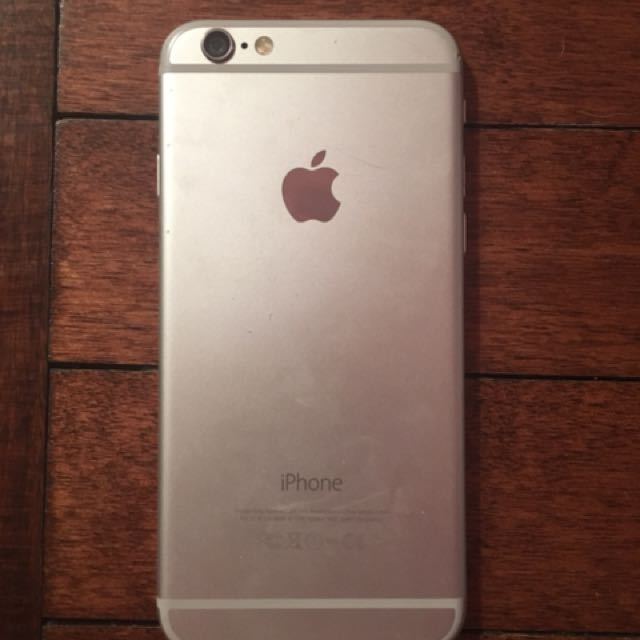 iPhone 6 (Space Grey) - 64GB - Locked To Rogers