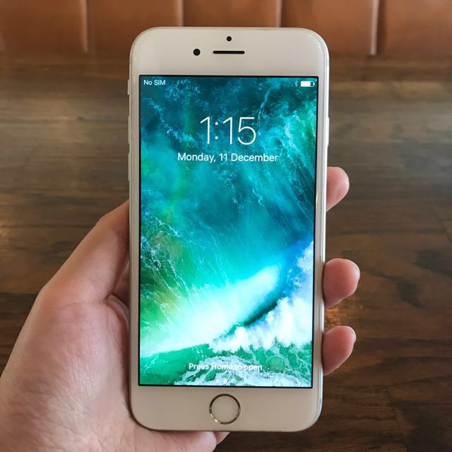iPhone 6S (128GB) Silver