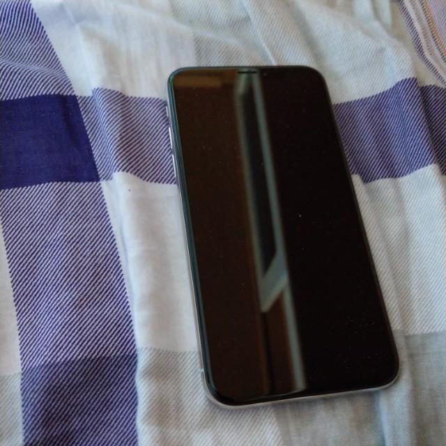 iPhone X 64gb 白色