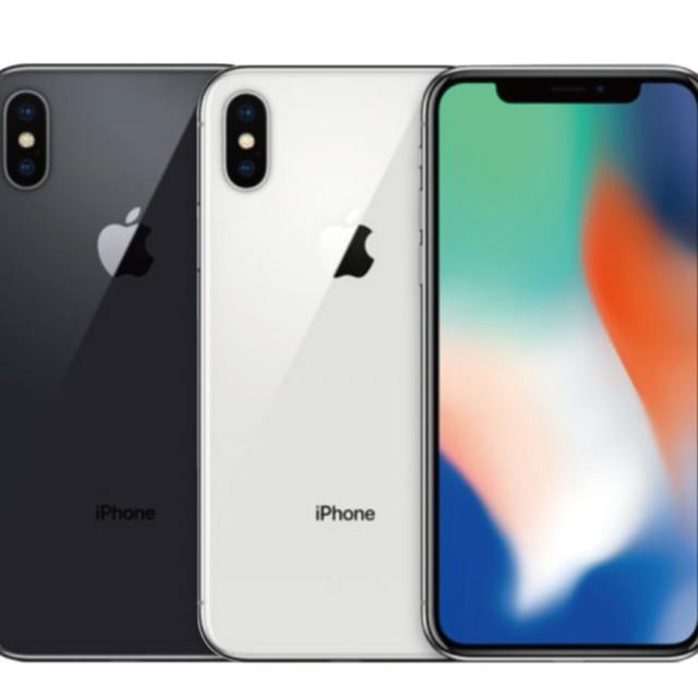 Iphone X 銀色 256G
