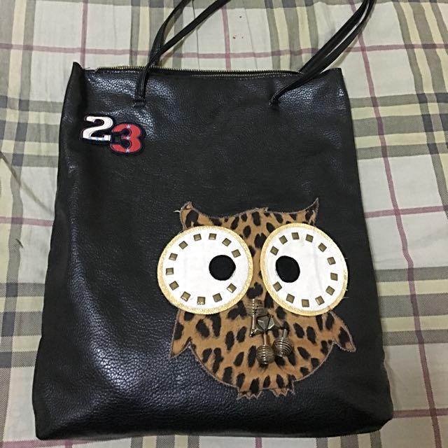 Japan leather Bag