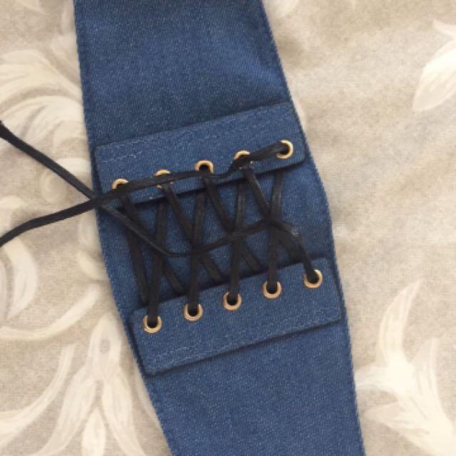 Jean waist belt