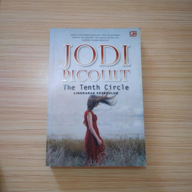 Jodie picoult the tenth circle