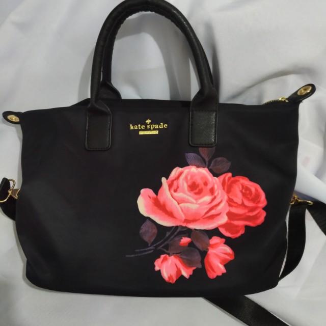 Kate Spade Nylon Tote Handbag (Not Authentic)