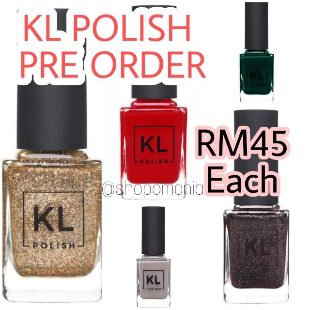 KL Polish Pre Order