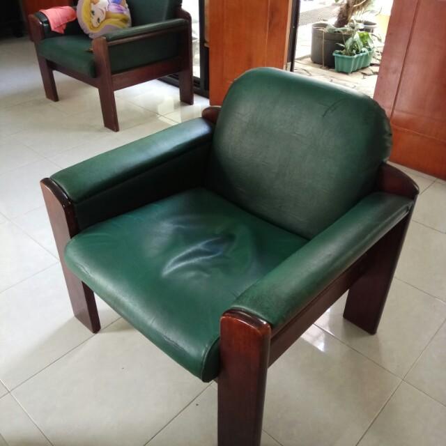 kursi kayu asli ligna