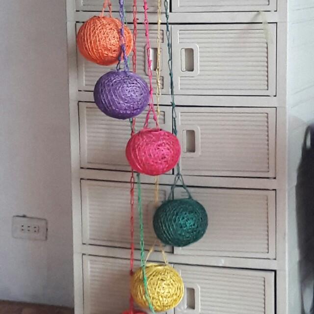 Lantern ball design