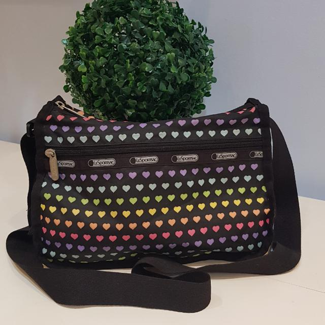 Repriced!!!Lesportsac Crossbody Bag