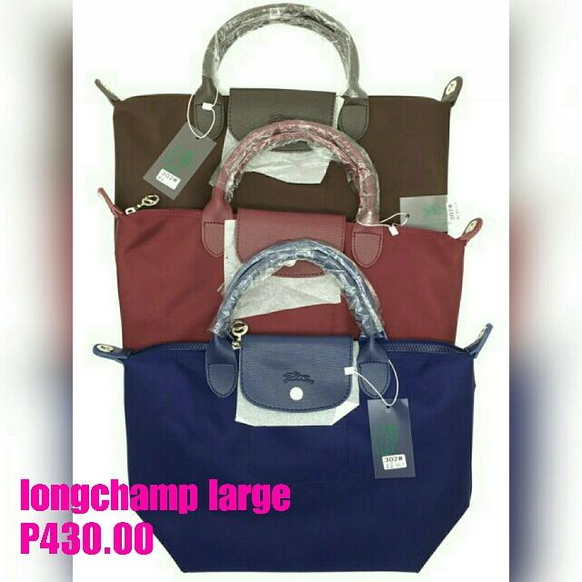 Longchamp Large tote