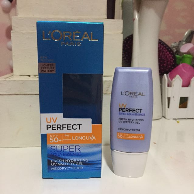 Loreal sunscreen