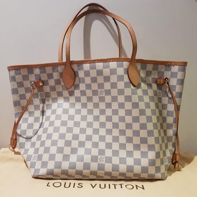 Louis Vuitton Neverfull Bag Women S Fashion Bags Wallets On Carou