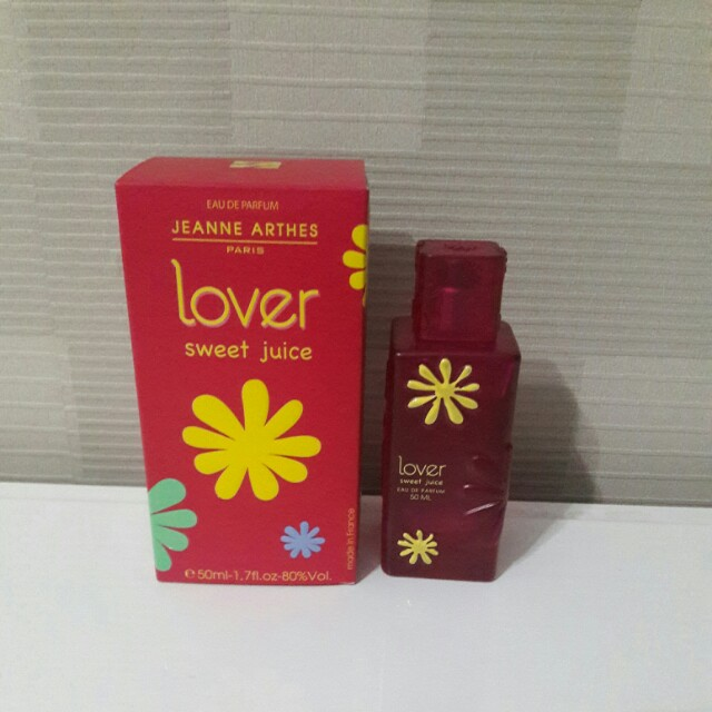 Lover sweet juice