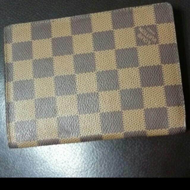 法國製LV護照夾包
