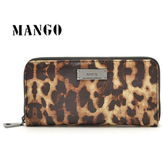 Mango Zip Wallet