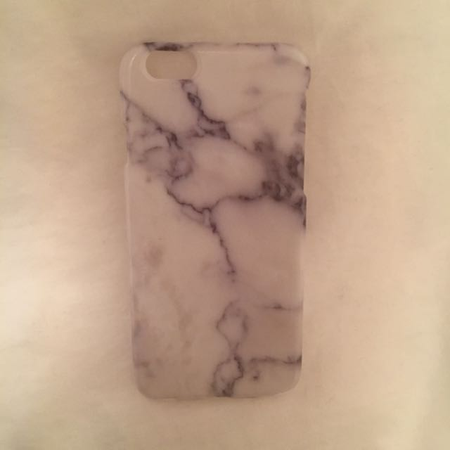 MARBLE CASE FOR IPHONE 6s/6